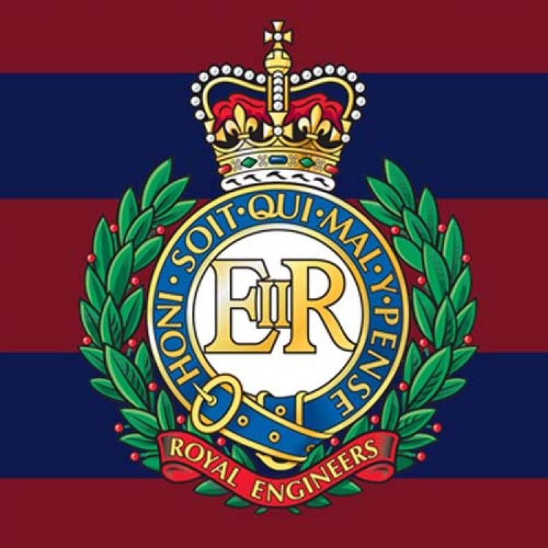 BRITISH ARMY ROYAL ENGINEERS VETERAN SWEATSHIRT