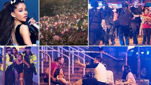 De politie gaat uit van een terroristische aanslag.