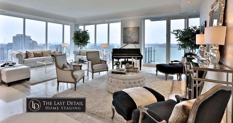 Living-room--yorkville-toronto | Home | Pinterest | Condos, Living ...