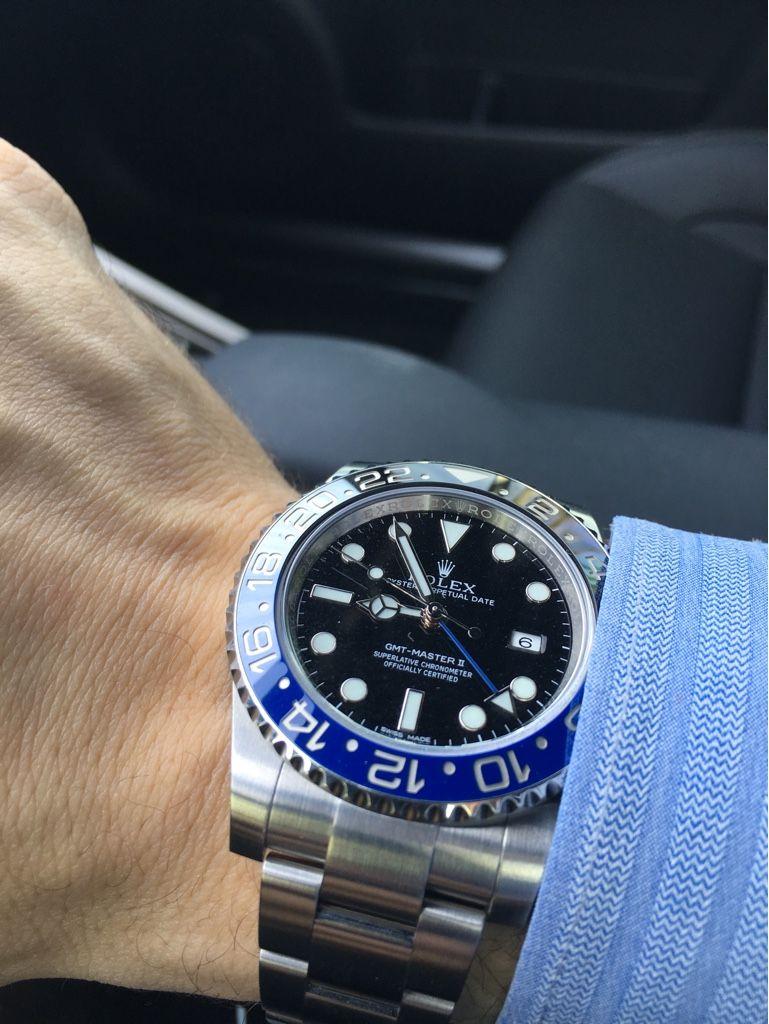 Rolex Gmt Master Ii Blnr Price