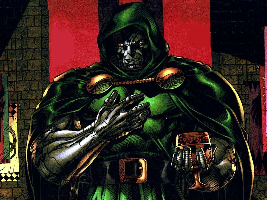 Dr. Destino | Vilões de quadrinhos, Marvel super heróis, Vilãs