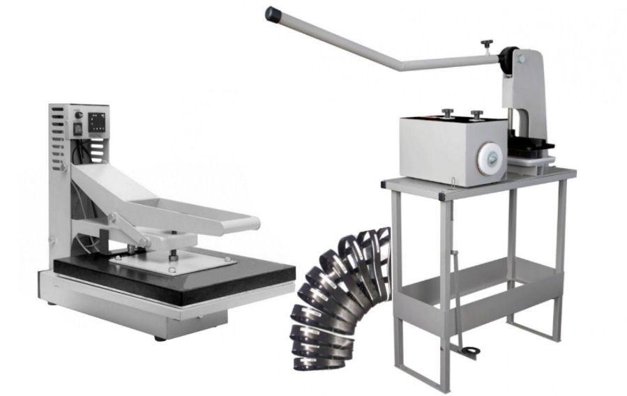 Máquina para fabricar chinelos sandálias