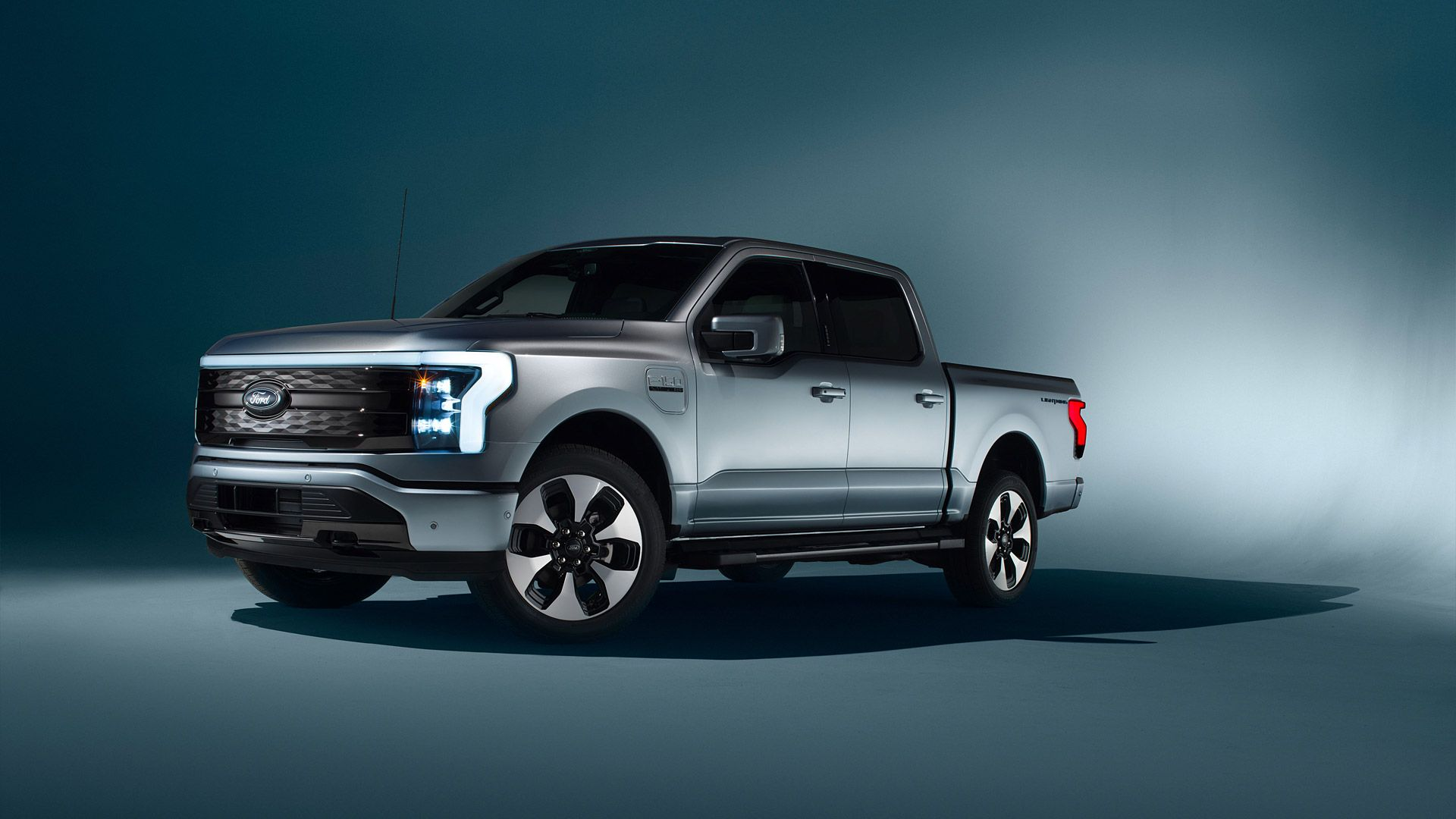 2022 Ford F 150 Lightning Wallpapers Wsupercars In 2021 Ford Ford F150 Electric Pickup Truck