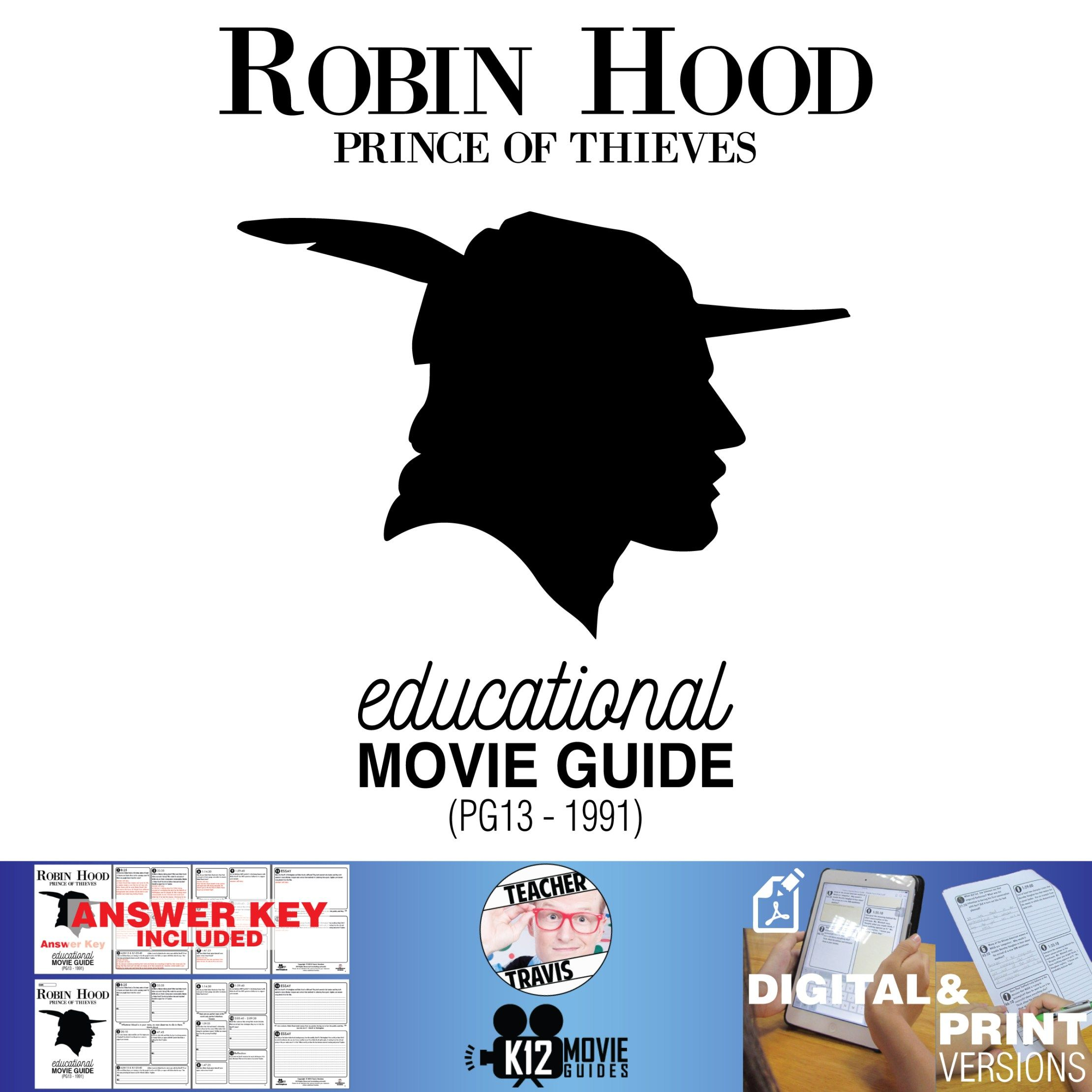 Robin Hood Prince Of Thieves Movie Guide