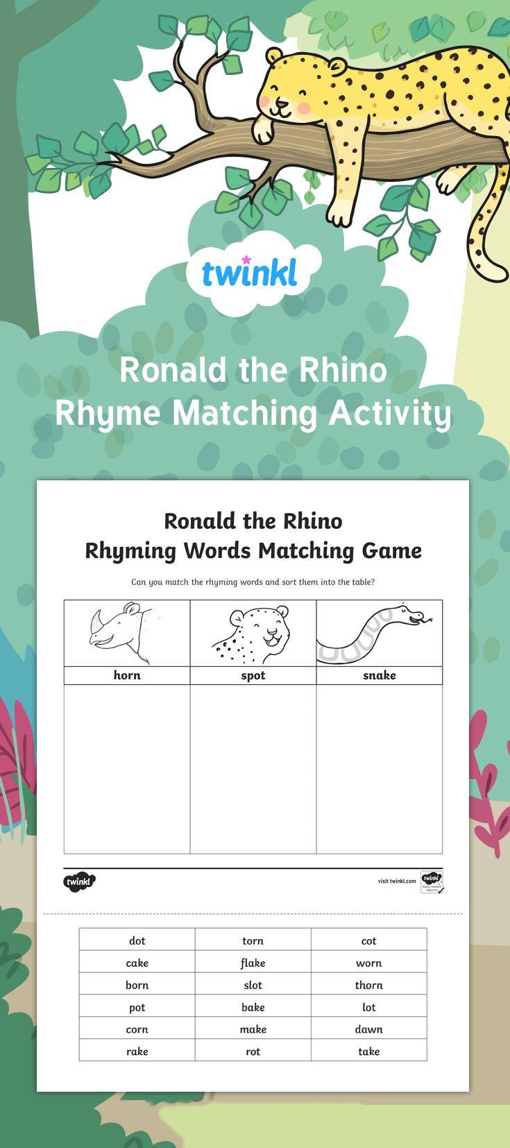 45+ Rhyming games online uk ideas in 2021