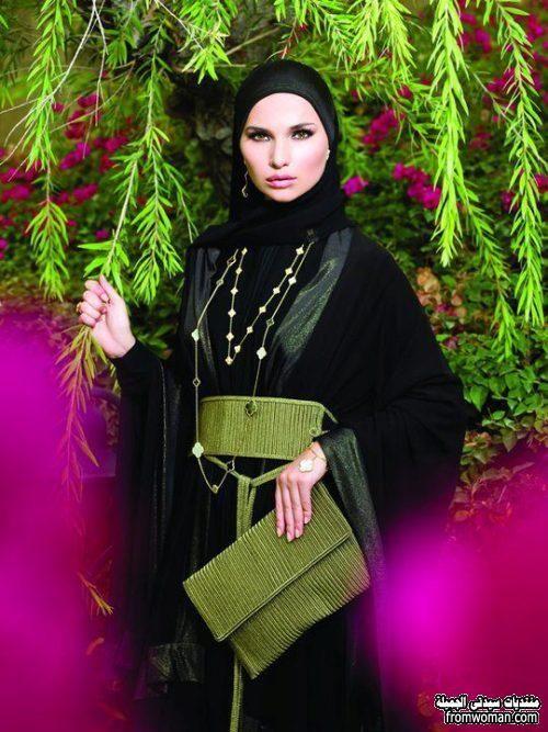 تعالى شوفى احدث العبايات المصرية لصيف 2016 The Latest New Egyptian Abaya Clothes Design Outfit Accessories Women