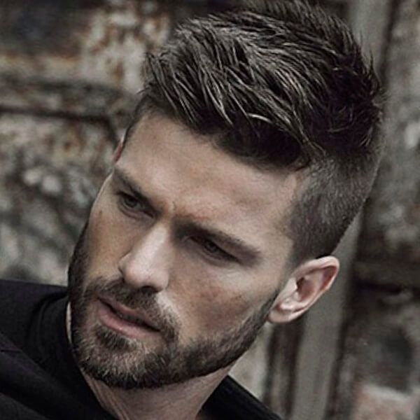 Undercut Hairstyle for Men to Look Like a Super-Fa