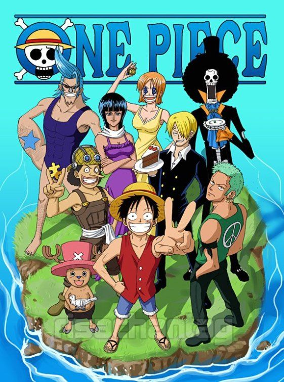 One Peace,Daftar Anime Terbaik,Daftar Anime Terbaik di
