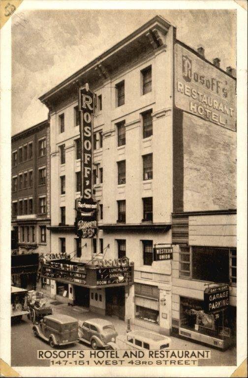 15 Vintage Lhc Ideas Casablanca Hotel Restaurant Streets Nyc Hotels