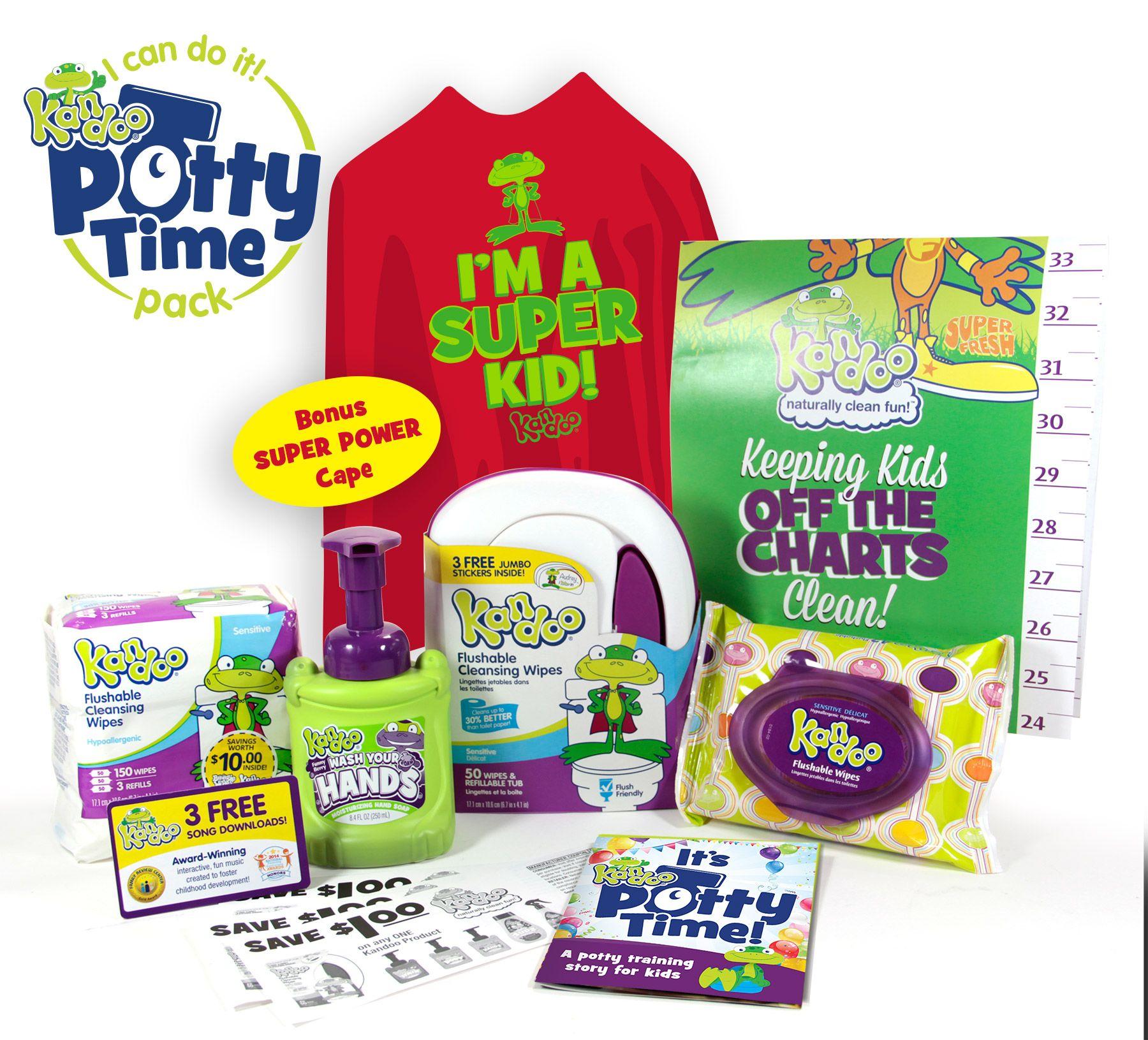 Potty Training Kit – Free Shipping Nehemiah Brands Shop