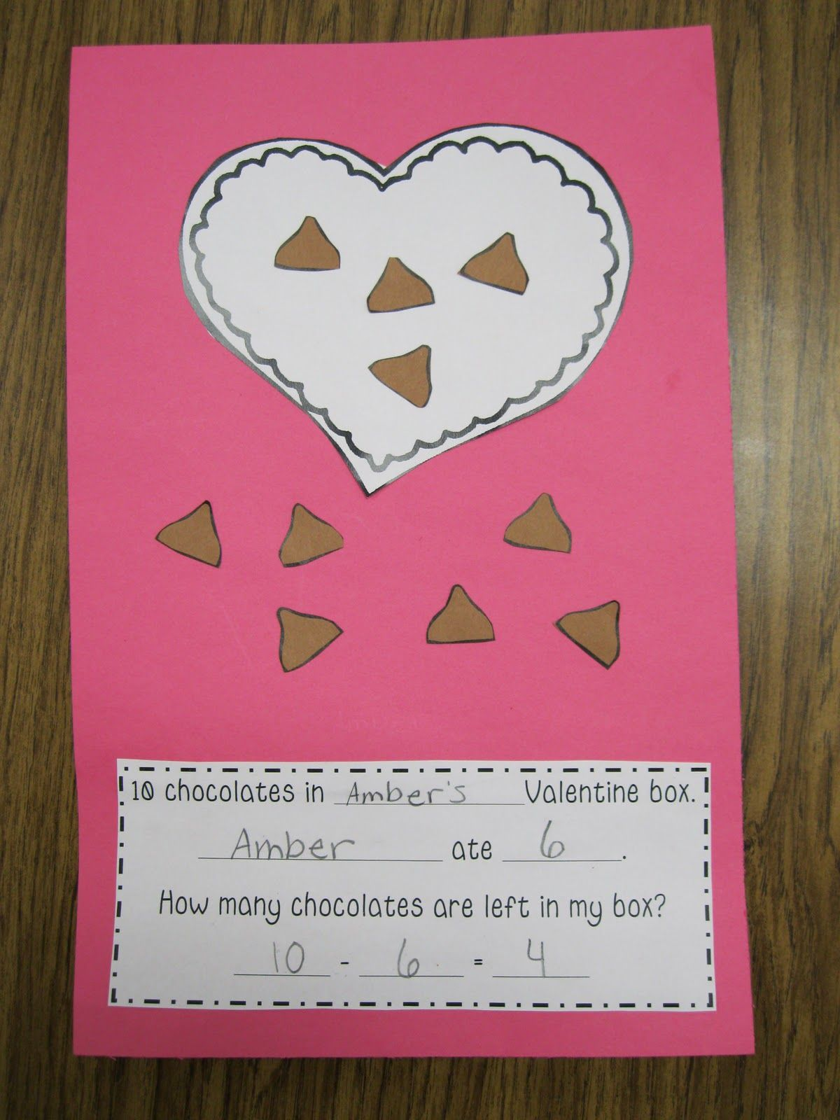 Valentines Kindergarten