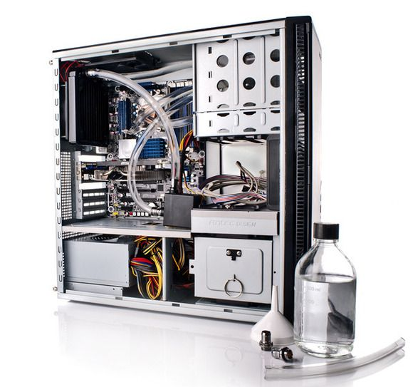 Liquid Cooling Vs Air Cooling What You Need To Know With Images Computer Build Liquid System