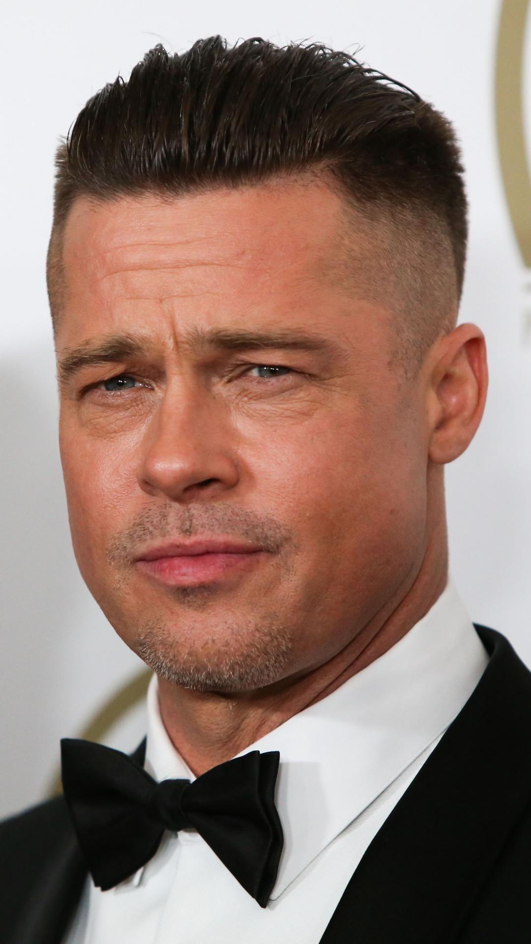 Brad Pitt  Brad pitt haircut, Hair and beard styles, Mens