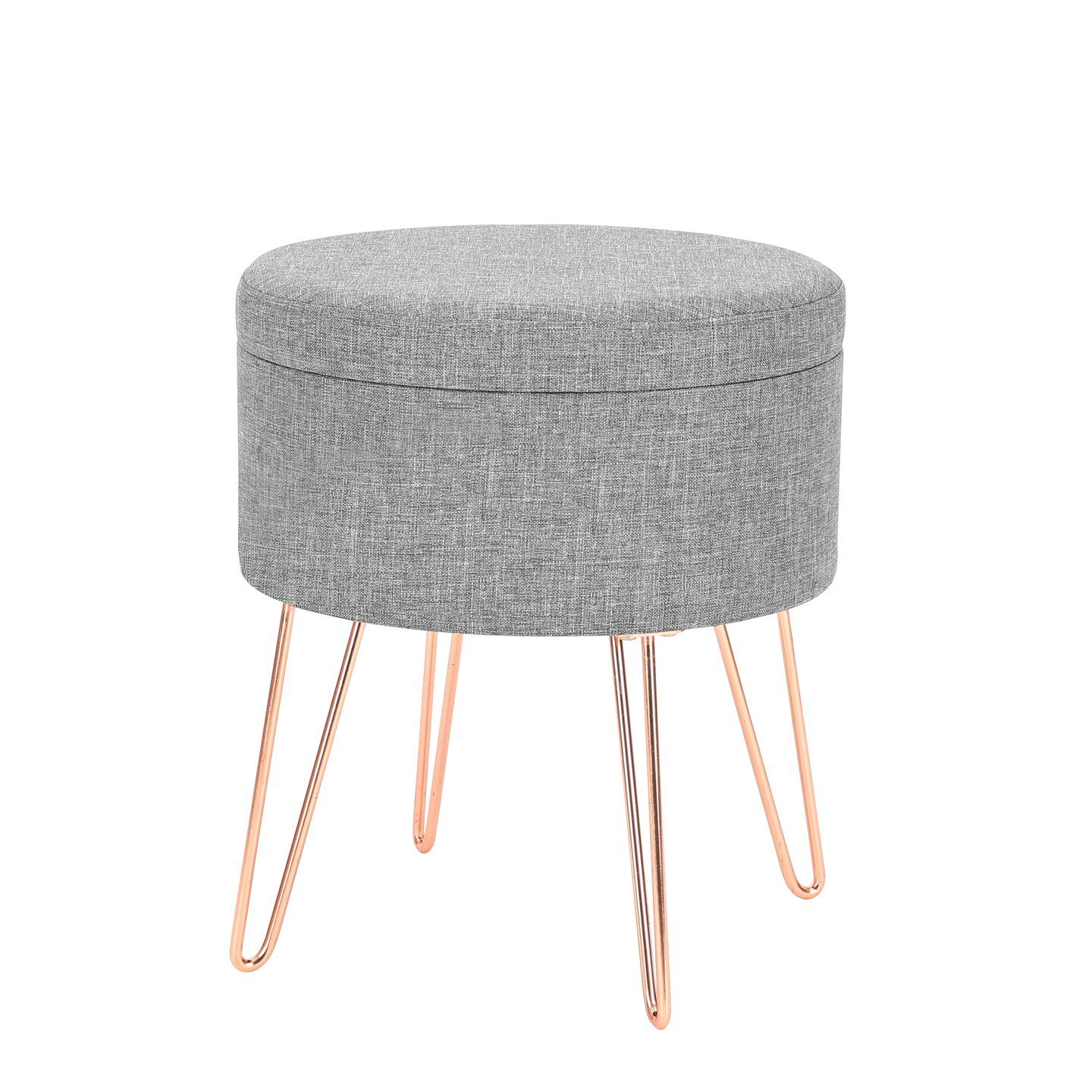 Fantastic Hattie Small Round Storage Stool In 2019 New Storage Gmtry Best Dining Table And Chair Ideas Images Gmtryco