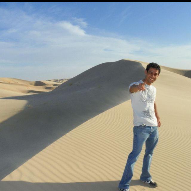 Desierto de Samalayuca, Chihuahua Méx.