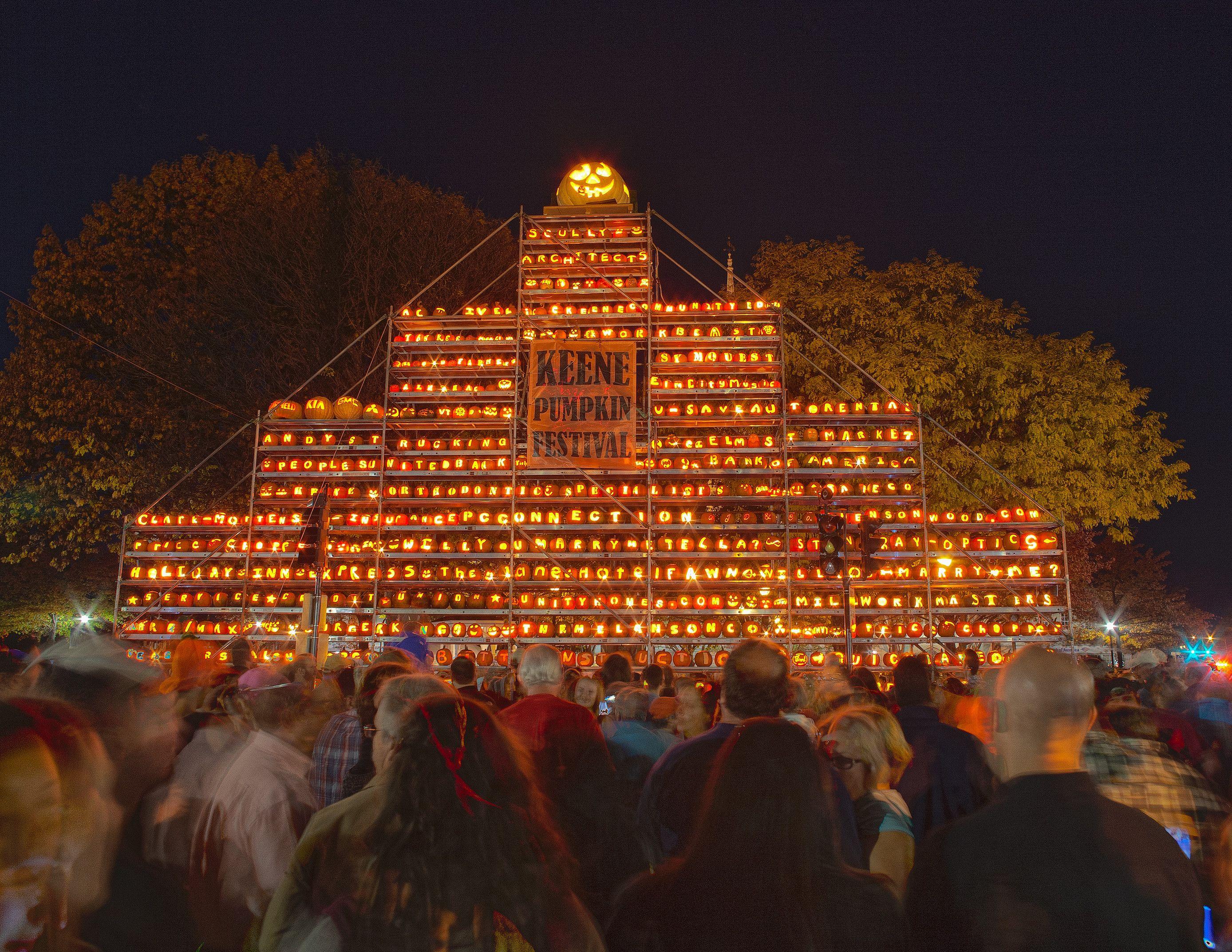 14 spooktacular halloween celebrations across america - Halloween New Hampshire