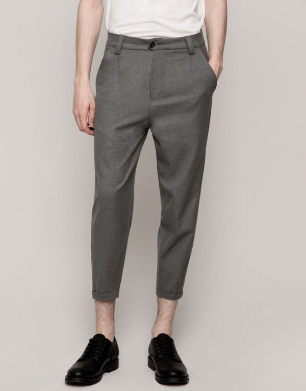 Moda Hombre Tendencias En Ropa Para Hombre Primavera Verano 2016 Pantalones Pantalones De Vestir Hombre Pantalones De Hombre Moda Ropa De Hombre