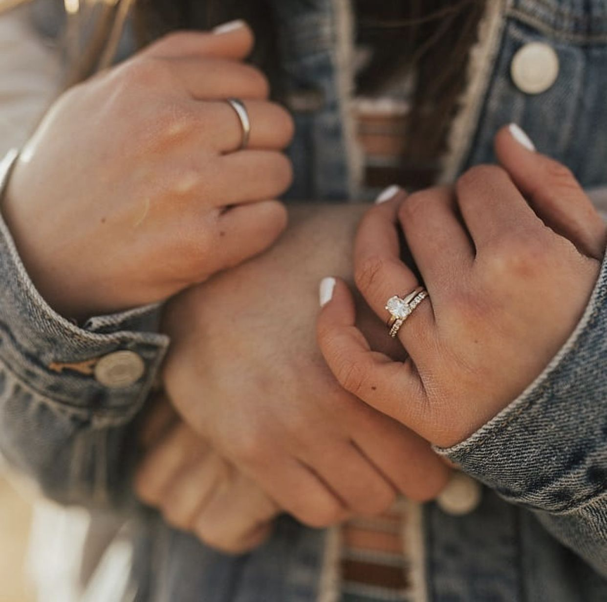 How and When to Talk Engagement Rings with Your