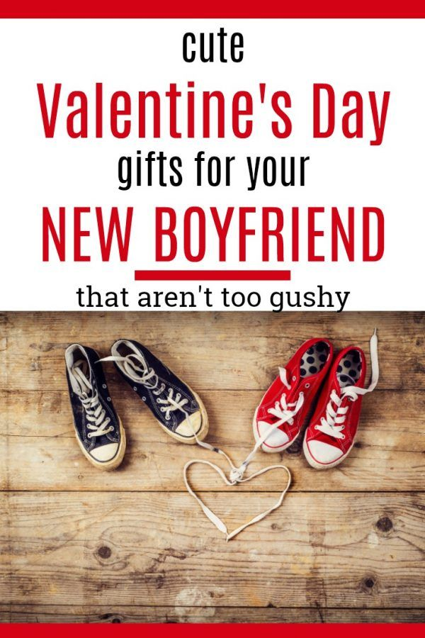 20 Valentine S Day Gifts For Your New Boyfriend Valentines