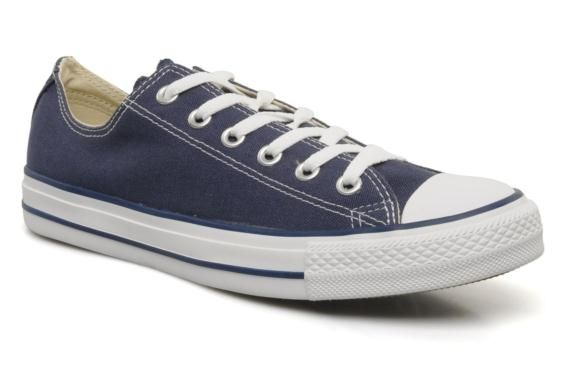 Converse Chuck Taylor All Star Ox M Sneakers 3/4 billede
