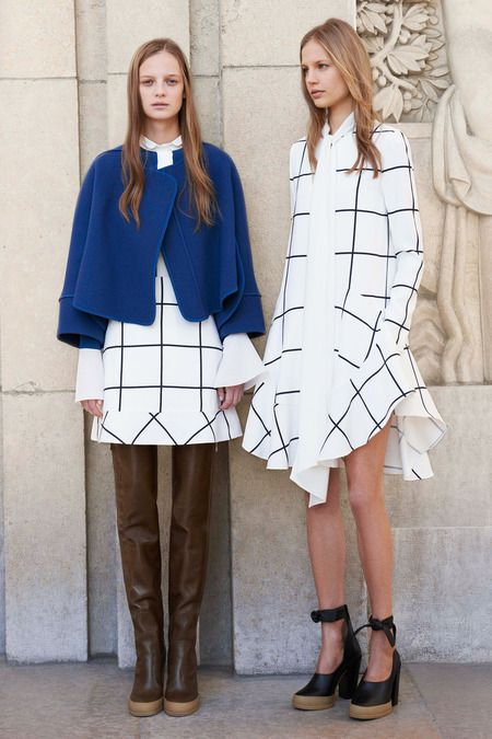 Chloe Pre Fall 2014. I just... I just.... I just can t. D.C. Just isn t  ready for this. b8b68cfb6d7