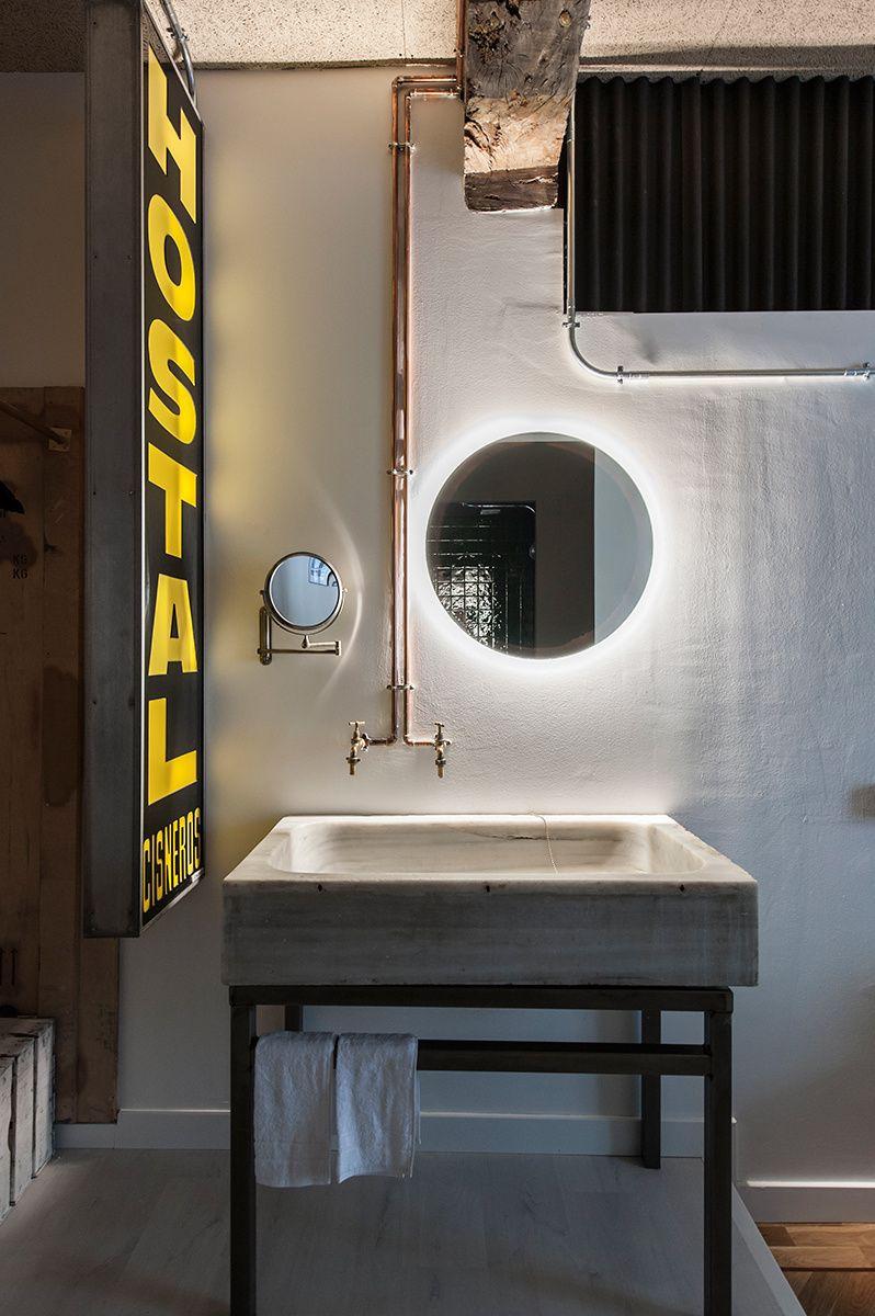 Urban suite à santander planete deco a homes world salle de bain