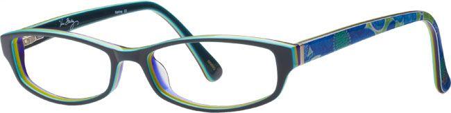 34c411806b Vera Bradley Girls Blue Rectangle Frames for Women