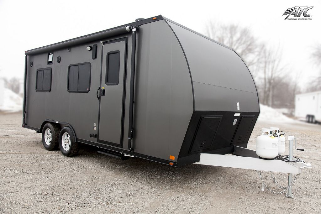 2014 Atc Rv Toy Hauler With Living Quarters Toy Hauler Camper