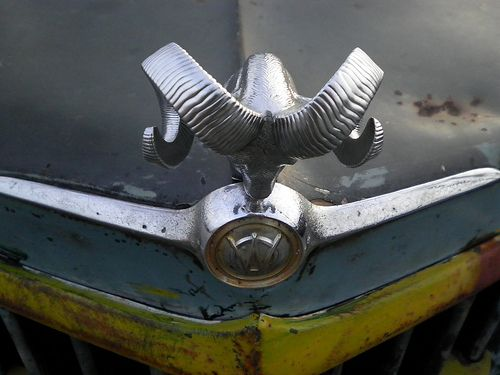 Ram Hood Ornament | Flickr - Photo Sharing!...Re-pin Brought to you by #houseofInsurance Eugene, Or.