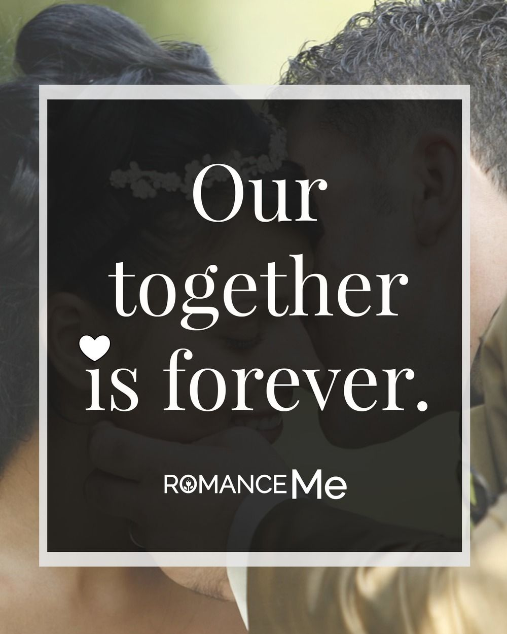 Together Forever Quote Quotes Love