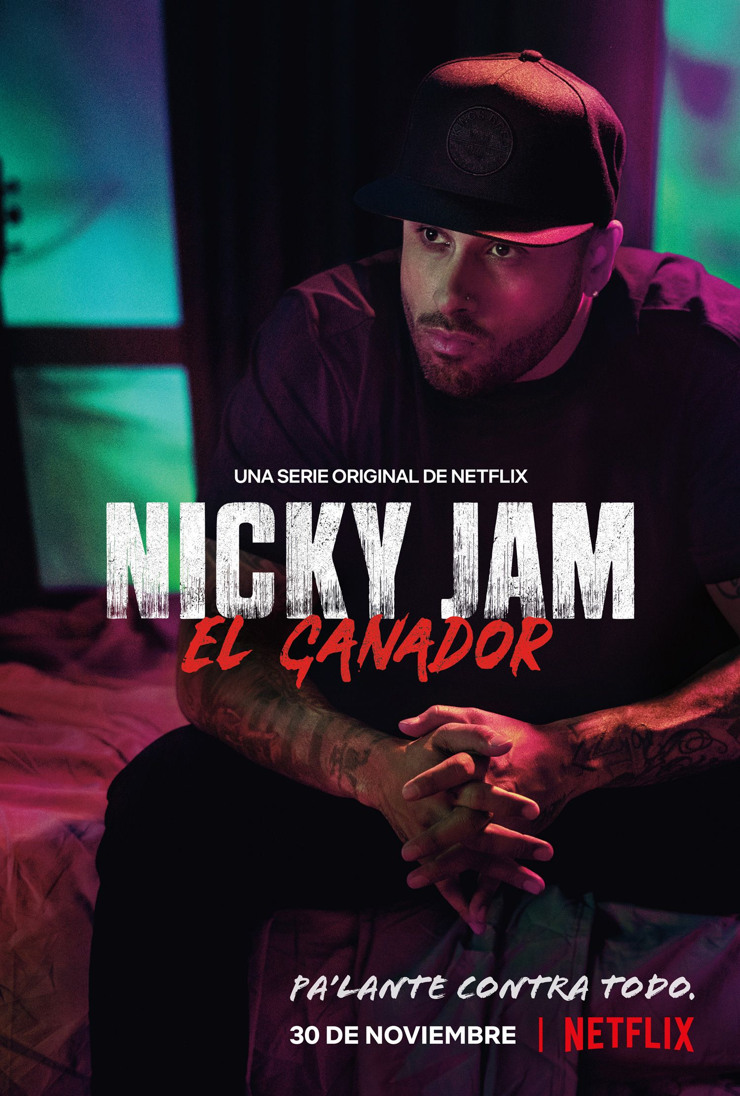 Nicky Jam El Ganador El Ganador Ganador Netflix