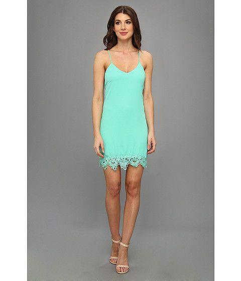 Brigitte Bailey Janele Slip Dress