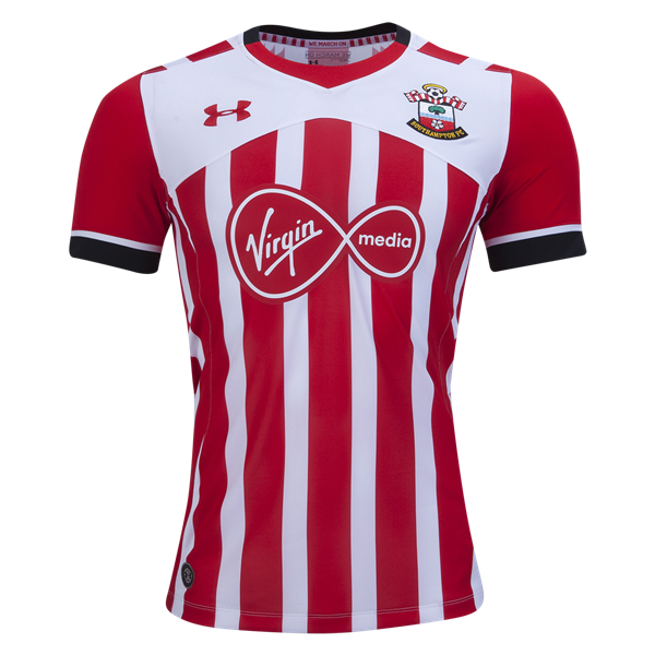 uk availability 47f8f b4378 Under Armour Southampton Home Jersey 16/17 | Leagues ...