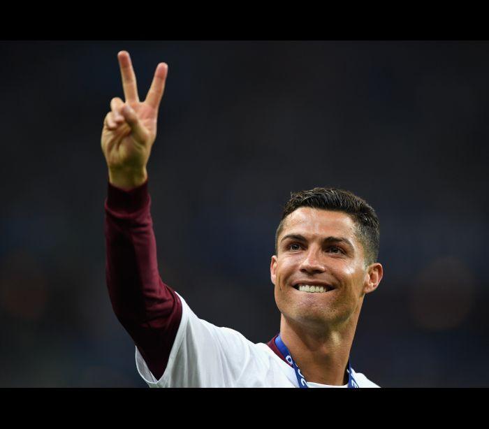 Cristiano Ronaldo mostra nova 'bomba'