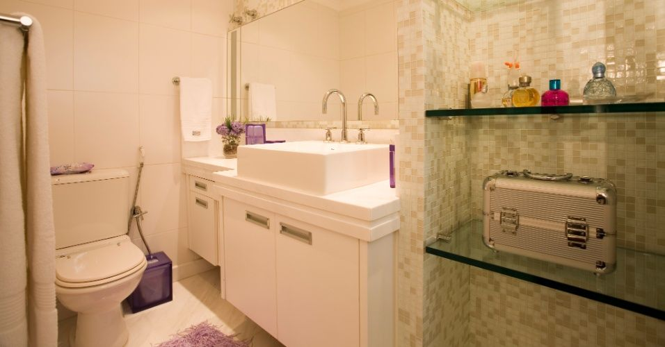 Banheiros Badezimmer, Badezimmerausstattung und Mein haus - badezimmerausstattung
