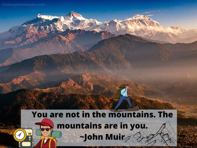 Trek My Himalayas in 2020 | Find quotes, Inspirational ...