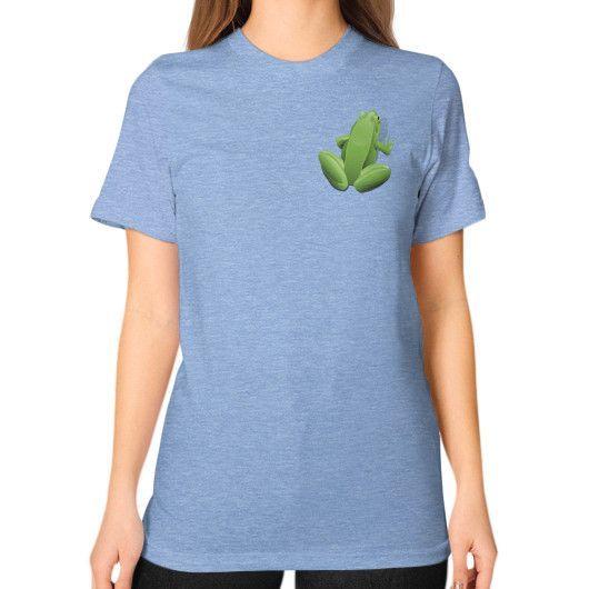 Unisex T-Shirt (on woman)