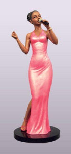 Ebony Vibrations: Singer
