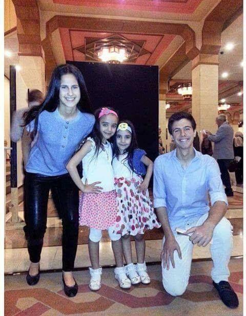 Zein and Hafez al-Assad   Bashar Assad Family   Pinterest