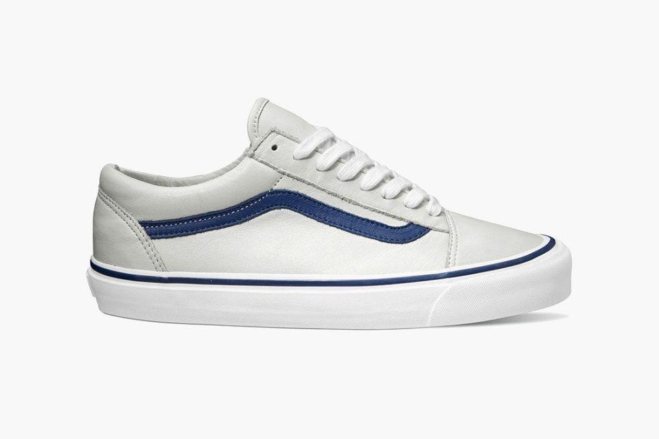 vans vault old skool blue