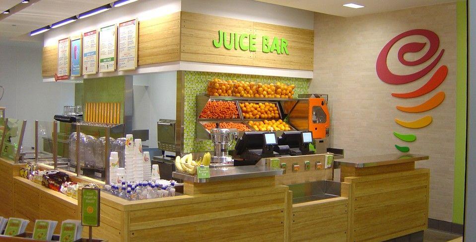 Jamba Juice Store Google Search Restaurant Design