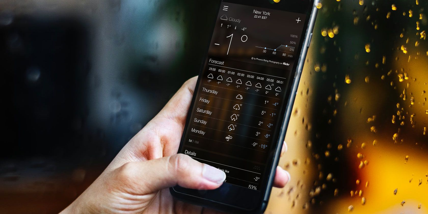The 7 Best Weather Apps for iPhone in 2019   iPhone & iPad   Iphone