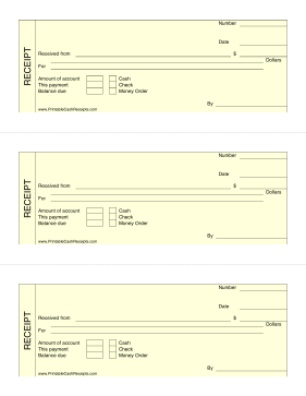 Free Invoice Software Mac Pdf This Perpage Cash Receipt Template Has Yellow Receipts For  Statement Of Receipt Word with Receipt Spindle Pdf This Perpage Cash Receipt Template Has Yellow Receipts For Carbon Copy  Purposes Receipt Of Remittance