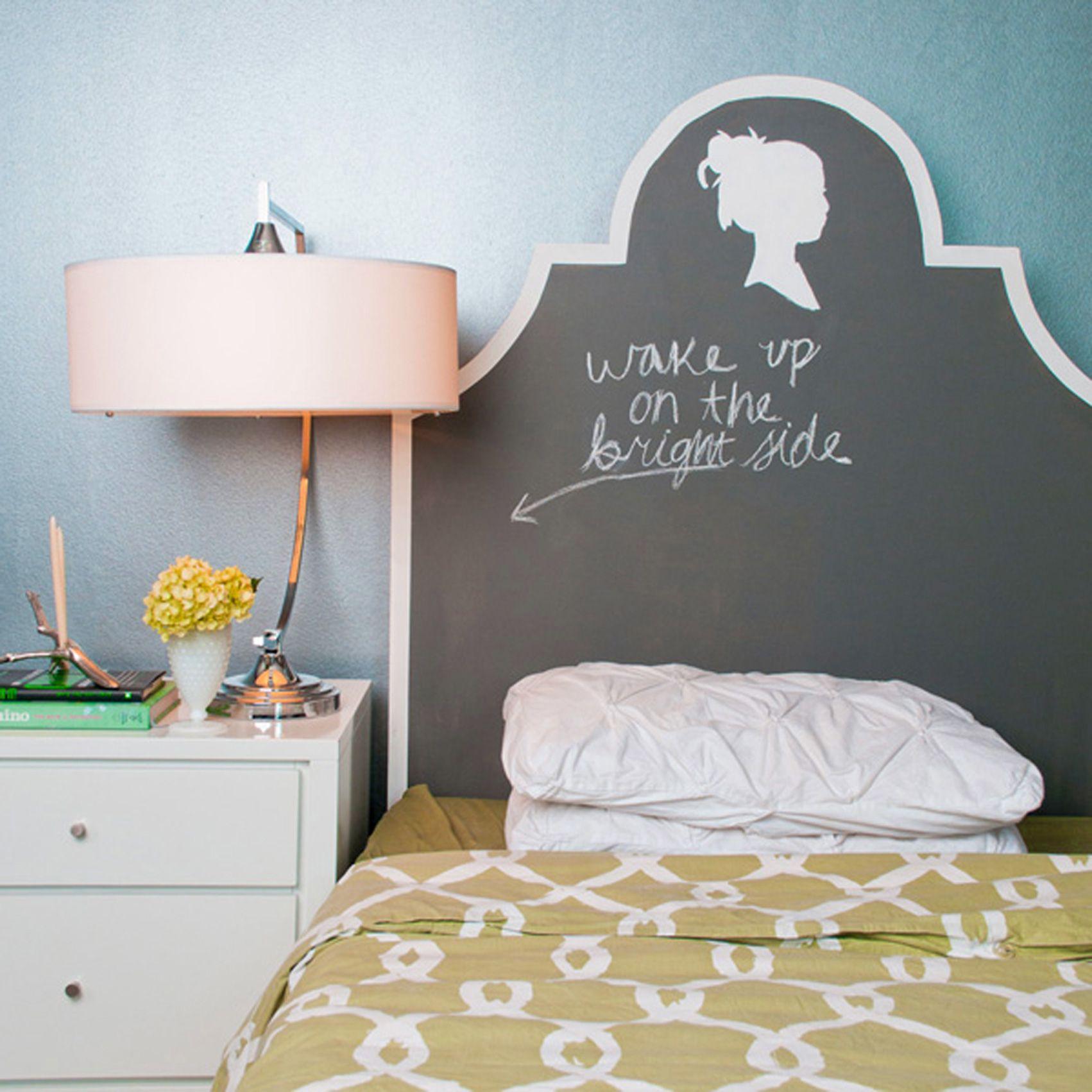 Bedroom , Cool Headboard Do it Yourself Ideas : Cool Headboard Do It ...