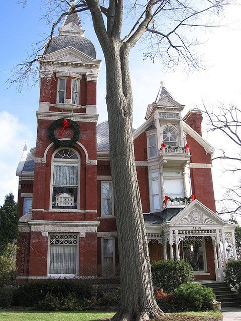Exteriors | Over 470 Different Victorian Homes http://www.pinterest.com/njestates1/victorian-homes/