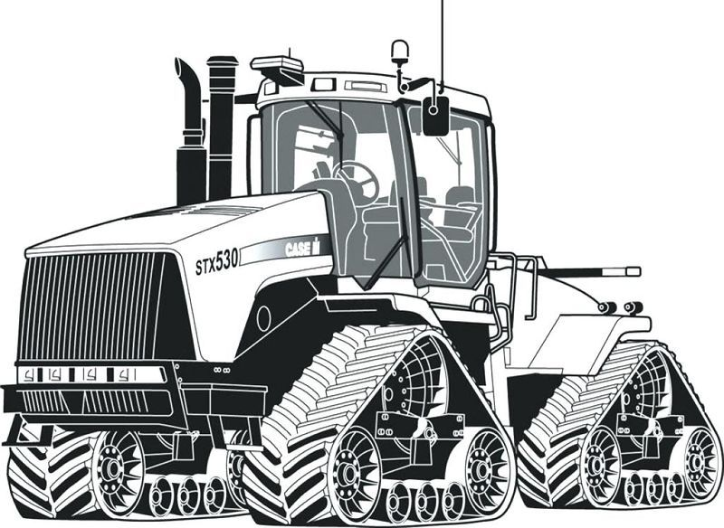 Printable Tractor Coloring Pages For Kids Free Coloring Sheets Tractor Coloring Pages Tractors Coloring Pages