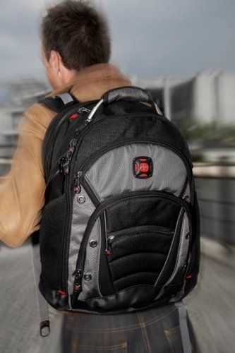 An absolutely amazing portable computer backpack from Wenger ...