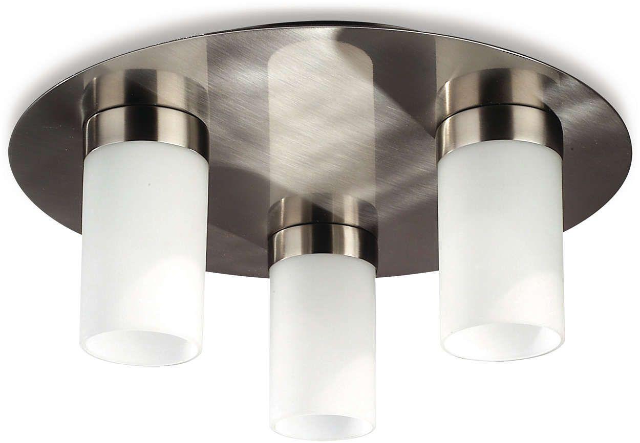 Philips Philips Aquafit Ceiling Light Aquafit Qcz803 E14 Max
