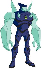 Diamante Ben 10 Alien Force Ben 10 Ultimate Alien Personajes De Goku
