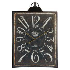 Braxton Wall Clock Joss Main 38 Vintage Wall Clock Square Wall Clock Wall Clock